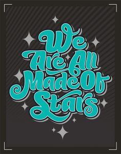 We Are All Made of Stars: Rubens Scarelli